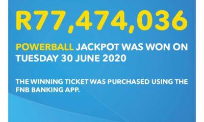 Powerball results jackpot